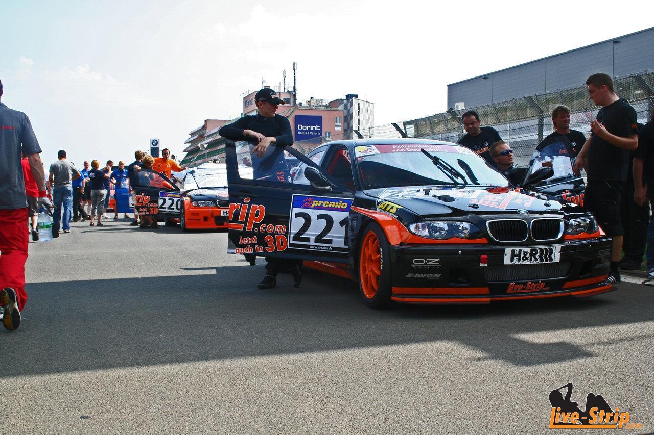 Live-Strip.com Racing - Bilder von unseren Promo-Aktionen